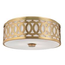 hudson valley 4317 agb genesee aged brass flush mount light fixture loading zoom