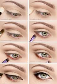 eyeshadow tutorial source bulging eyes makeup tutorial ideas tips and tutorials corrective