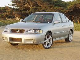 2002 Nissan Sentra SE-R V Spec | | SuperCars.net