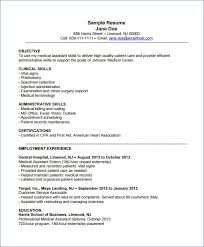 skills for a medical assistant medical assistant resume skills ceciliaekici com