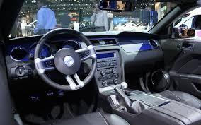 ford mustang convertible interior. 2010 ford mustang gt convertible interior r