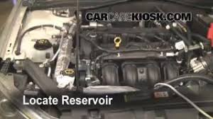 interior fuse box location ford fusion ford add windshield washer fluid ford fusion 2010 2012