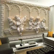 Image result for wall 3d paper