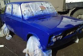 Покраска ВАЗ своими руками подготовка кузова и аэрография Покраска ВАЗ 2106