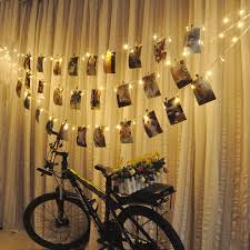 Small Picture LED String light Window Curtain Icicle Lights Fairy Home Decor DIY