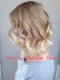 Soft And Light Hair Darkening Shampoo From Platinum Blonde To A Natural Soft Balyage Ombre By