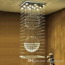 hanging from the chandelier square crystal chandeliers led modern chandelier lights fixture home indoor lighting hotel