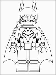 Batman Man Coloring Pages Fresh Lego Man Coloring Page Beautiful