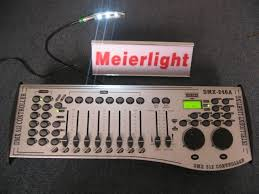 dmx 240a console dmx dj dmx512 light controller lighting operator