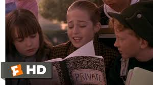 harriet the spy movie clip the private notebook revealed  harriet the spy 7 10 movie clip the private notebook revealed 1996 hd
