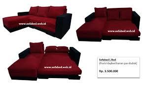 Jual Sofa L Bed Mekanik Murah hanya Rp 3500000