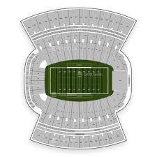 Mcalister Auditorium Seating Chart Clemson Football Stadium Seating Chart Rows