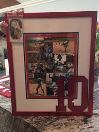 gift for senior night for graduating baseball players