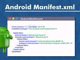 Android Manifest File - androidmanifest ...