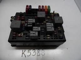 blazer s s sonoma envoy bravada fuse box relay unit blazer s10 s15 sonoma envoy bravada 15328840 fuse box relay unit module k5388 15328840 k5388