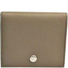 calfskin leather bifold wallet nextprev prevnext