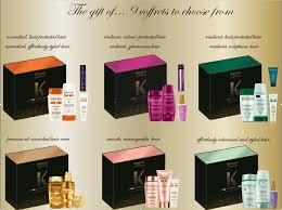 these fabulous gift sets from kérastase are perfect for your every hair need and would make great presents for friends family or even a treat for