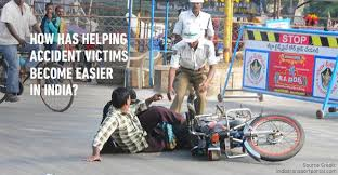 helping road accident victims out any consequences jaago re a total of 4 69 882 people have been injured in road accidents in 2013 and 1 37 423 people have died in motor vehicle collisions many of these lives could