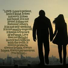 Love Is Patient Quote Unique Love Is Patient Love Is Kind Quote With Beautiful Images