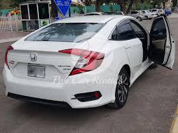 Rent Honda Civic 2019 In Islamabad Pakistan Pak Car Rentals