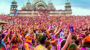 Kết quả hình ảnh cho Lễ hội Holi
