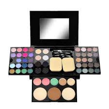 profusion makeup box 0815 p990 all in one makeup kit brushes sponges correctors eyeshadow contour highlander cosmetic eye shadow from cedricl