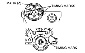 Repair Guides   Engine Mechanical Components   Timing Belt 1 ...