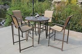 counter height patio table patio furniture