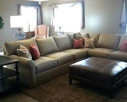 ethan allen leather sofa sectional sofas basic awesome wonderful leather sofa regarding