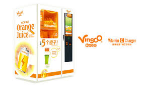 Juice Vending Machine Price Simple 48 FRESH Orange Juice Vending Machine Easy Business Idea