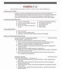 Livecareer San Francisco 4260 Animal Science Resume Examples Veterinary Resumes