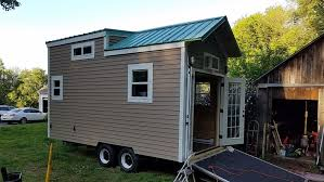 tiny houses on wheels for sale in texas. Tiny House Toy Hauler Houses On Wheels For Sale In Texas S