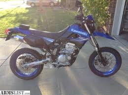 armslist for sale 2010 klx250sf supermoto