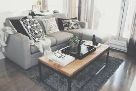 Crate And Barrell Coffee Table How To Style Your Perfect Coffee Table The Perfect Couple