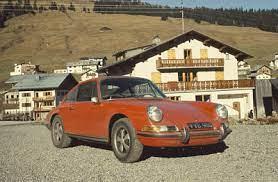 The porsche 911 has been around since 1964. Porsche 911 Tires