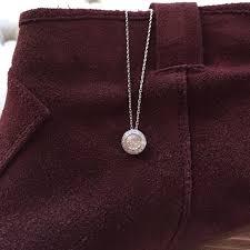 swarovski angelic pendant necklace m 563dfc6e7fab3a2ce600f59c