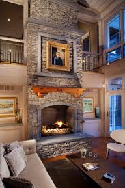 Eldorado Stone - Imagine - Inspiration Gallery - Residential - Fireplaces  Nantucket stacked stone