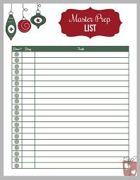 12 Days To An Organized Christmas Hoosier Homemade