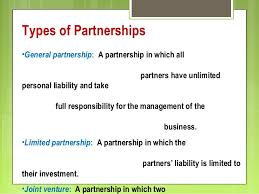 forms of ownership forms of business ownership om