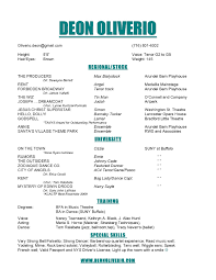 Tech Theatre Resume Theatre Resume Template Resume For Lab Technician Tech Theatre