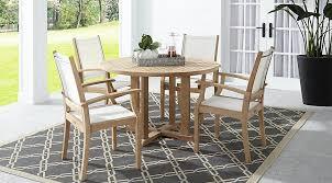 space saving patio furniture small