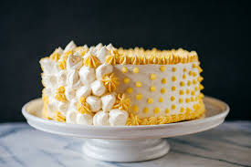 Recipe Lemon Dream Layer Cake The Crepes Of Wrath