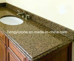 china tropical brown pre cut granite countertops with flexible countertop edging china flexible countertop edging pre cut granite countertops
