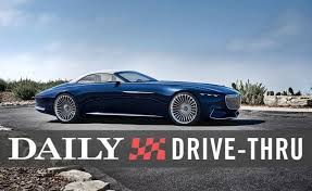 2018 maybach review. simple 2018 mercedesmaybach showed off the decadent vision 6 cabriolet concept at  pebble beach on 2018 maybach review