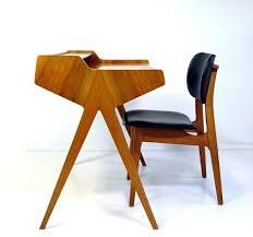 image of lane mid century desk chair mid century office