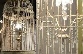 medium size of birdcage chandelier metal crystal volieres vintage french country farmhouse home improvement wonderful bird