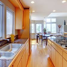 Parallel Kitchen Modular Kitchens Jfa