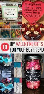 diy valentine s gift for boyfriend ideas