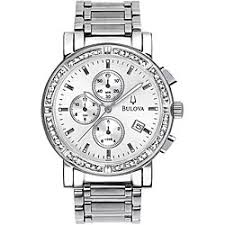 men s bulova diamond watches best watchess 2017 bulova men s diamond accented chronograph watch shipping