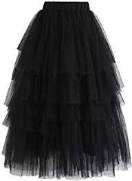 tulle skirt - $50 to $100 / Skirts / Clothing: Clothing ... - Amazon.com